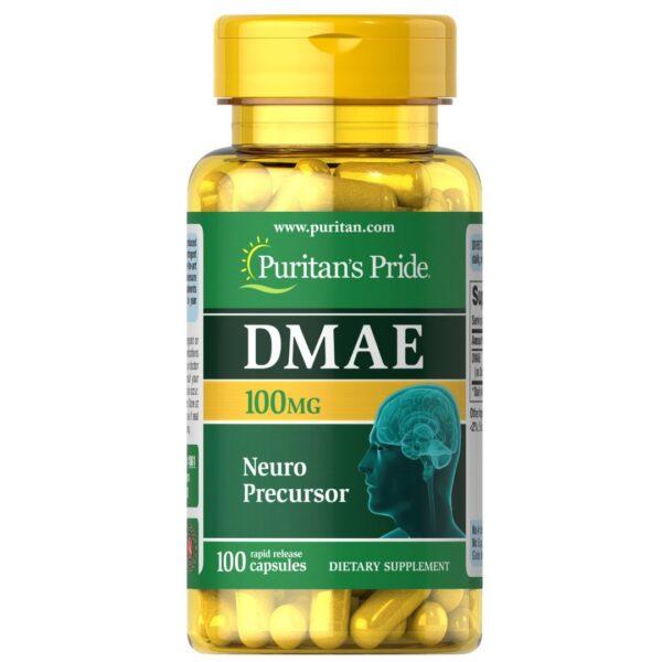 DMAE 100 mg-100 capsule