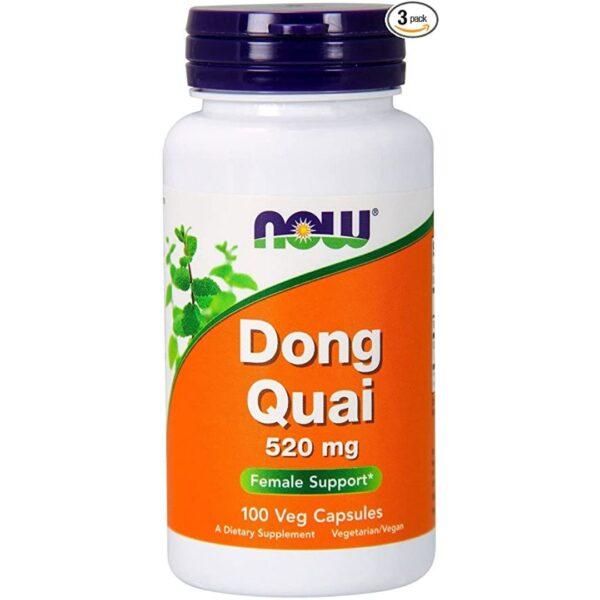 Dong Quai 520 mg-100 capsule