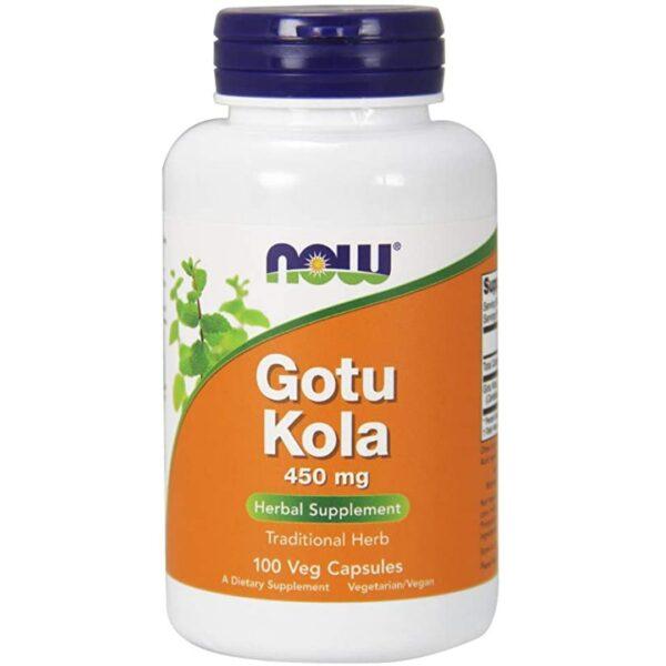 Gotu Kola 450 mg-100 capsule