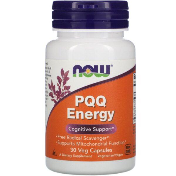 PQQ Energy 20 mg-30 capsule