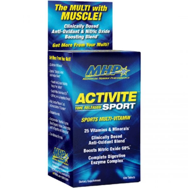 Activite Sport ™-120 comprimate