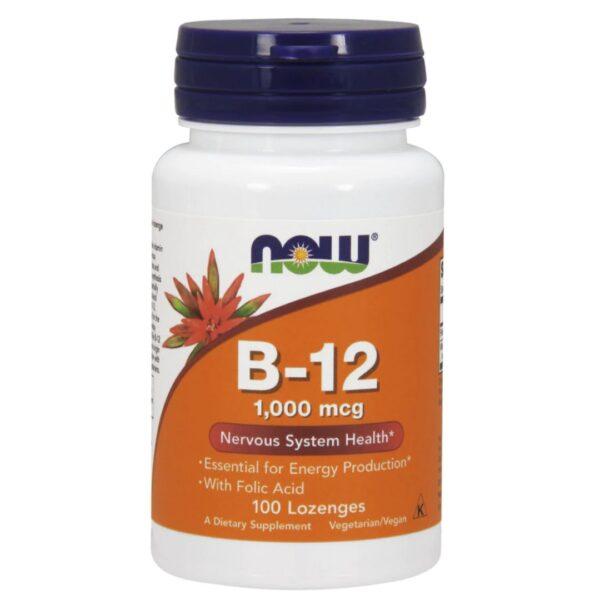 Vitamina B12 1000 mcg-100 tablete