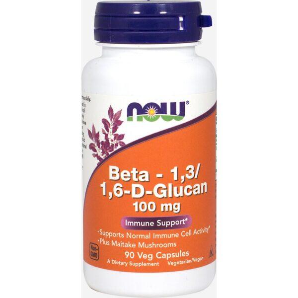 Beta Glucan 100 mg-90 capsule