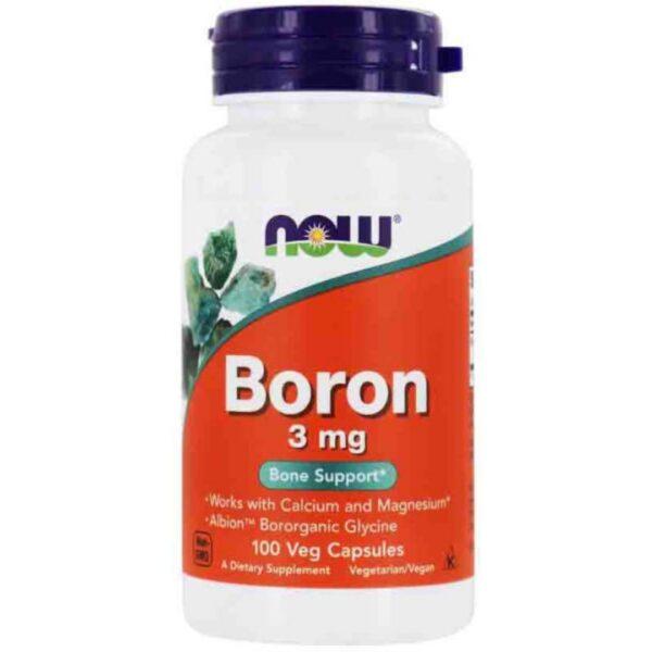Bor 3 mg-100 capsule