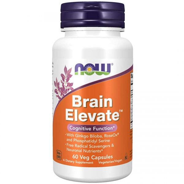 Formula Suport Creier Brain Elevate Formula-60 capsule