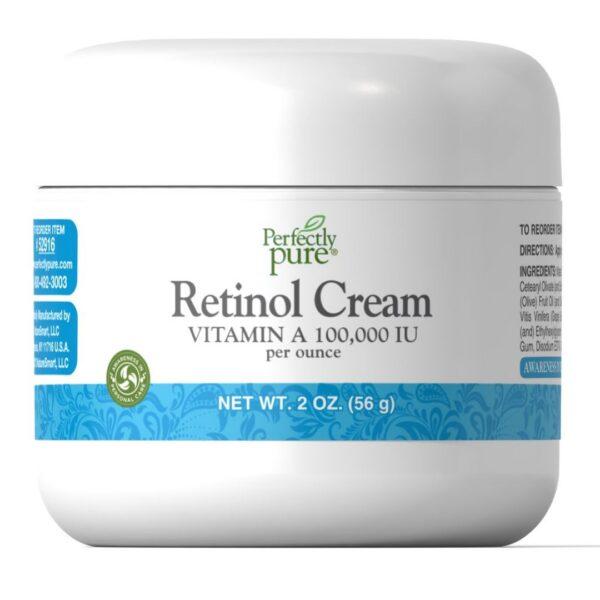 Crema cu Retinol Perfectly Pure-56 g