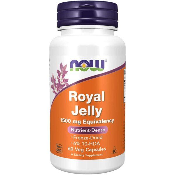 Laptisor de Matca Royal Jelly 1500 mg-60 capsule
