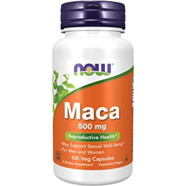 MACA 500 mg-100 capsule