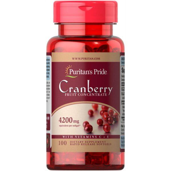 Merisor 4200 mg cu Vitamina C si E-100 capsule