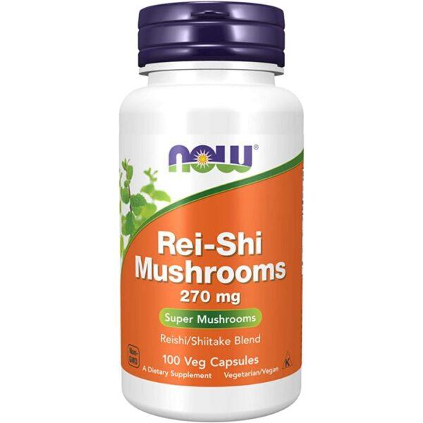 Reishi Shiitake 270 mg-100 capsule