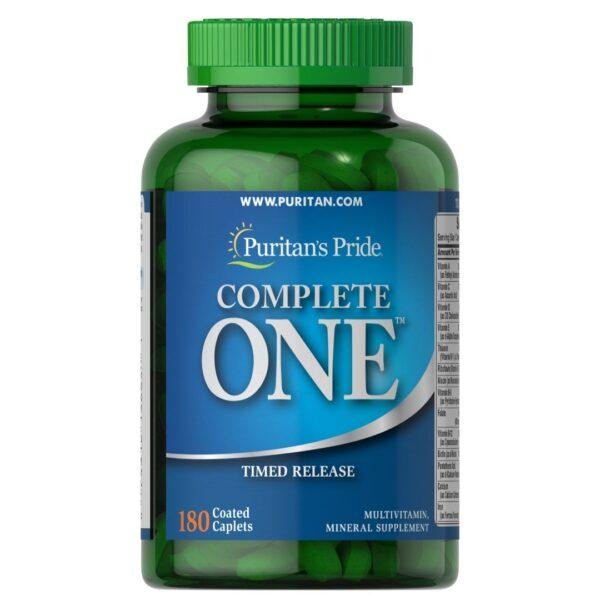 Complete One Multivitamine-Minerale-180 tablete