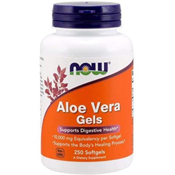 Aloe Vera 10 000 mg-250 capsule