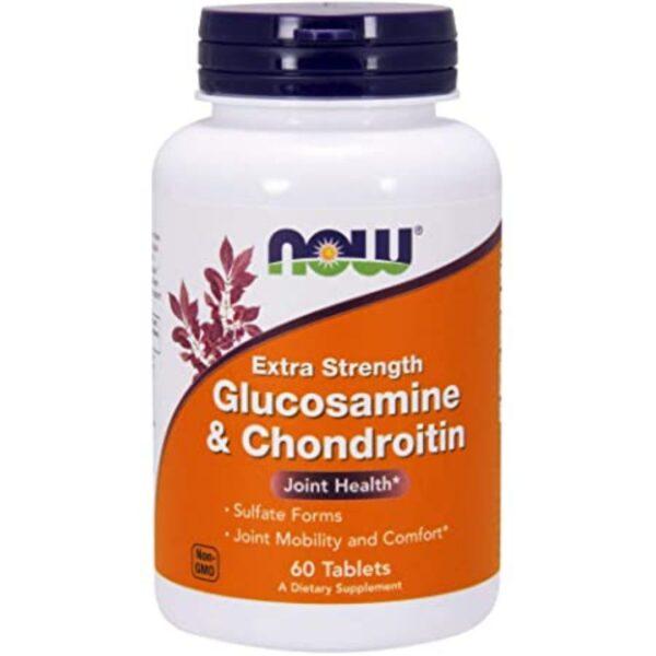 Glucozamina si Condroitina Putere Extra-60 comprimate