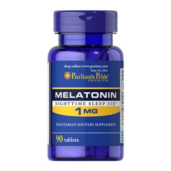 Melatonina 1 mg-90 tablete