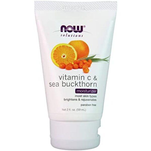 Crema Hidratanta cu Vitamina C si Catina-59 ml