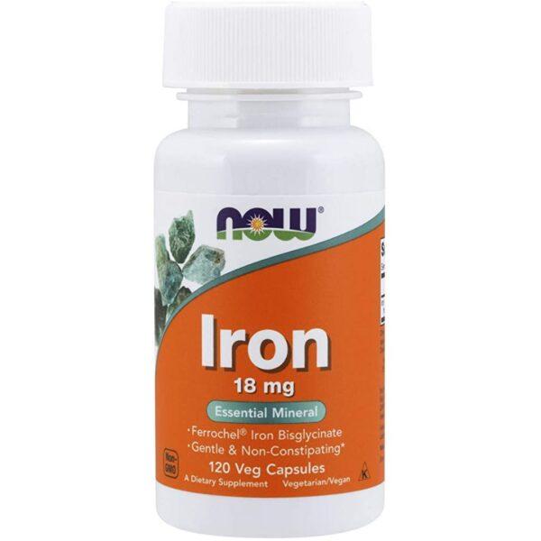 Fier 18 mg-120 capsule