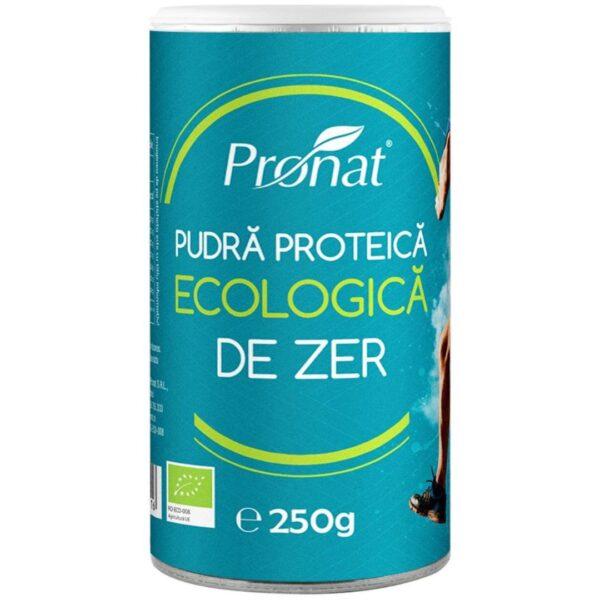 Pudra Proteica de Zer Bio-250 g