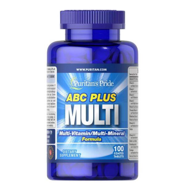 ABC Plus Multivitamine-100 comprimate