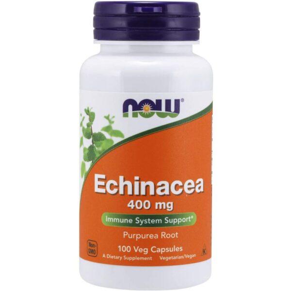 Echinacea Radacina 400mg-100 capsule