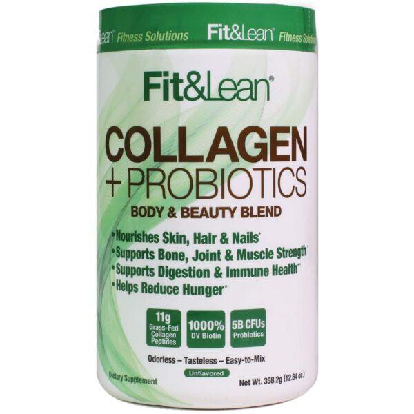 Colagen cu Probiotice-358,2 g