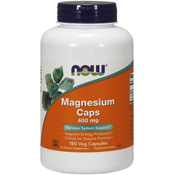 Magneziu 400 mg-180 capsule