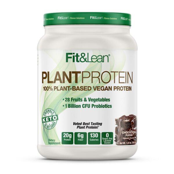 Proteina Vegetala Plant Protein-565,5 g