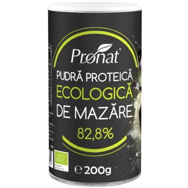 Pudra Proteica BIO de Mazare-200 g